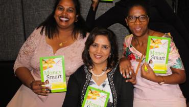 Money Smart Book by Vilochanee Naidoo Launched (JHB)