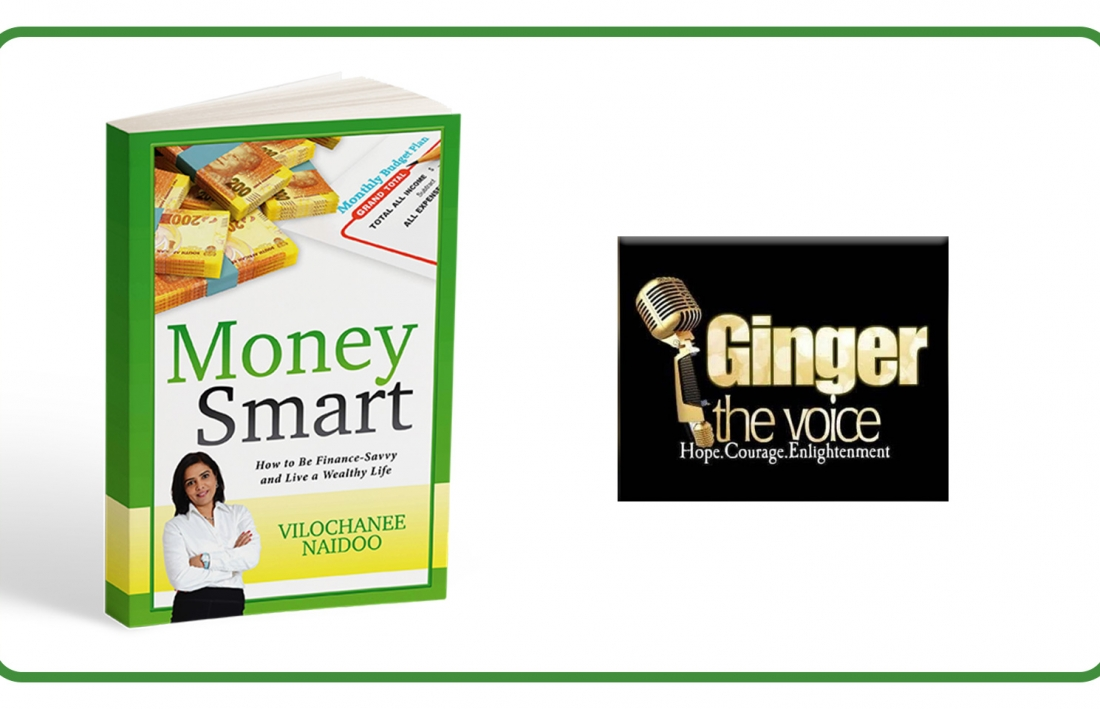 All things money | Investment – Gingerthe Voice Interview with Vilochanee Naidoo