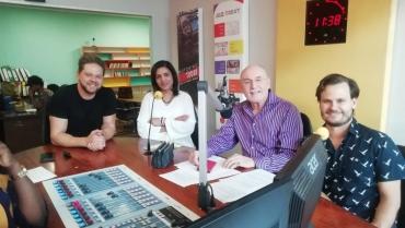 Radio Today Interview with Vilochanee Naidoo