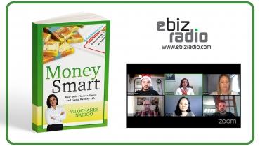 eBiz Radio Interview with Vilochanee Naidoo – Festive Giveaway Show!